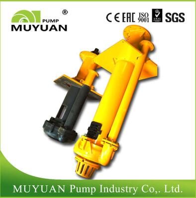 Pit pump with agitator