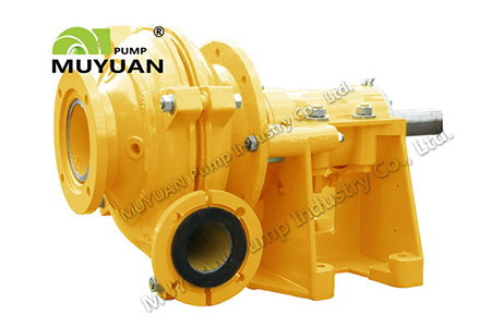 light duty abrasive horizontal slurry pump