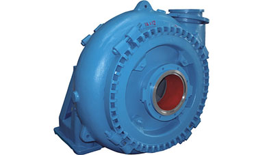 Mill discharge slurry pump