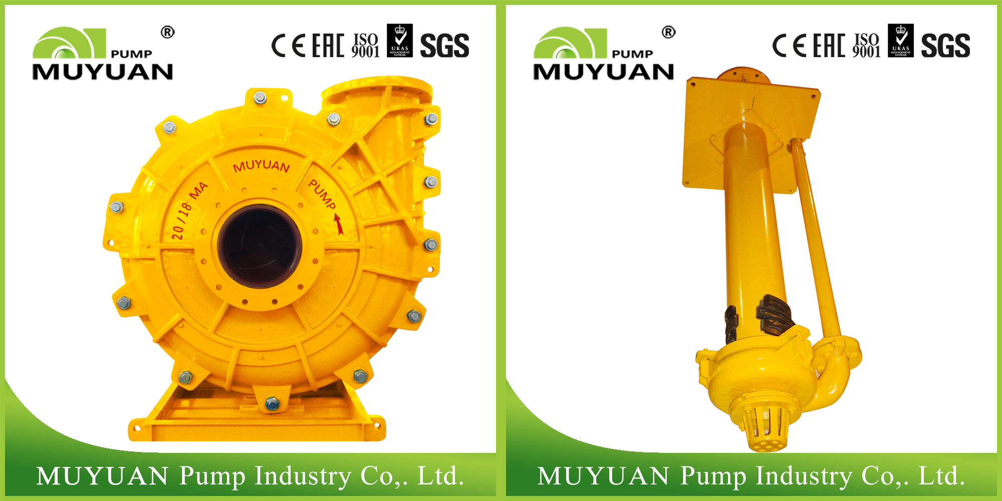 Difference Between Vertical Sump Pumps and Horizontal Slurry Pumps