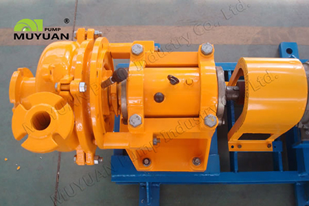 Advantages of Heavy duty submersible slurry pump
