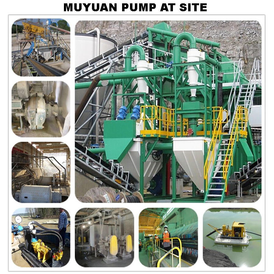 MUYUAN PUMP AT SITE