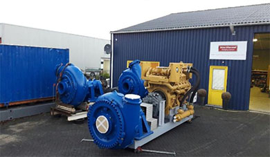 China Dredge Pumps Manufacturer Reminfd You the Specific Problems Faced in Dredge Pump Operation