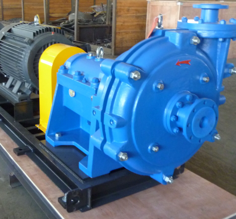 MHE High Efficiency Slurry Pump Features