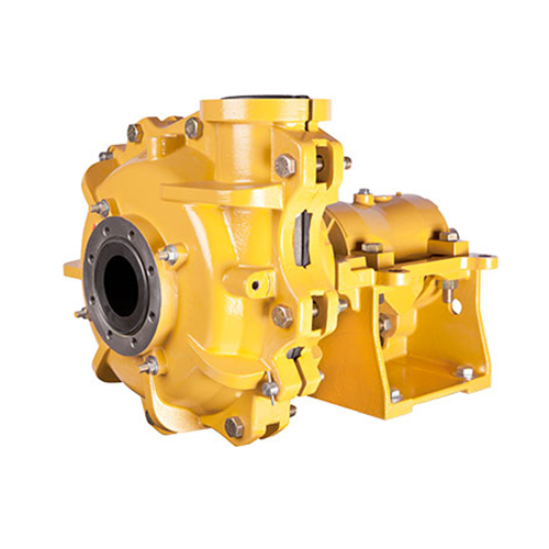 Ni acid slurry handling pump
