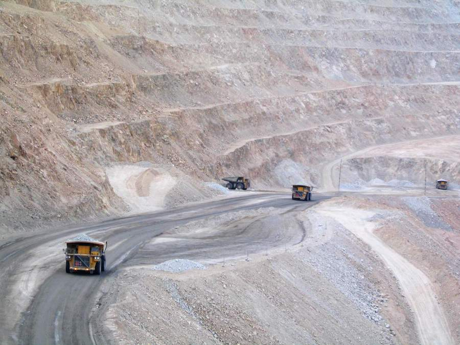 Codelco goes ahead with scaled-back underground extension of Chuquicamata