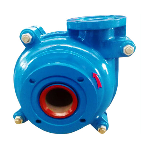 Handling Methodology of tailing handling slurry pump