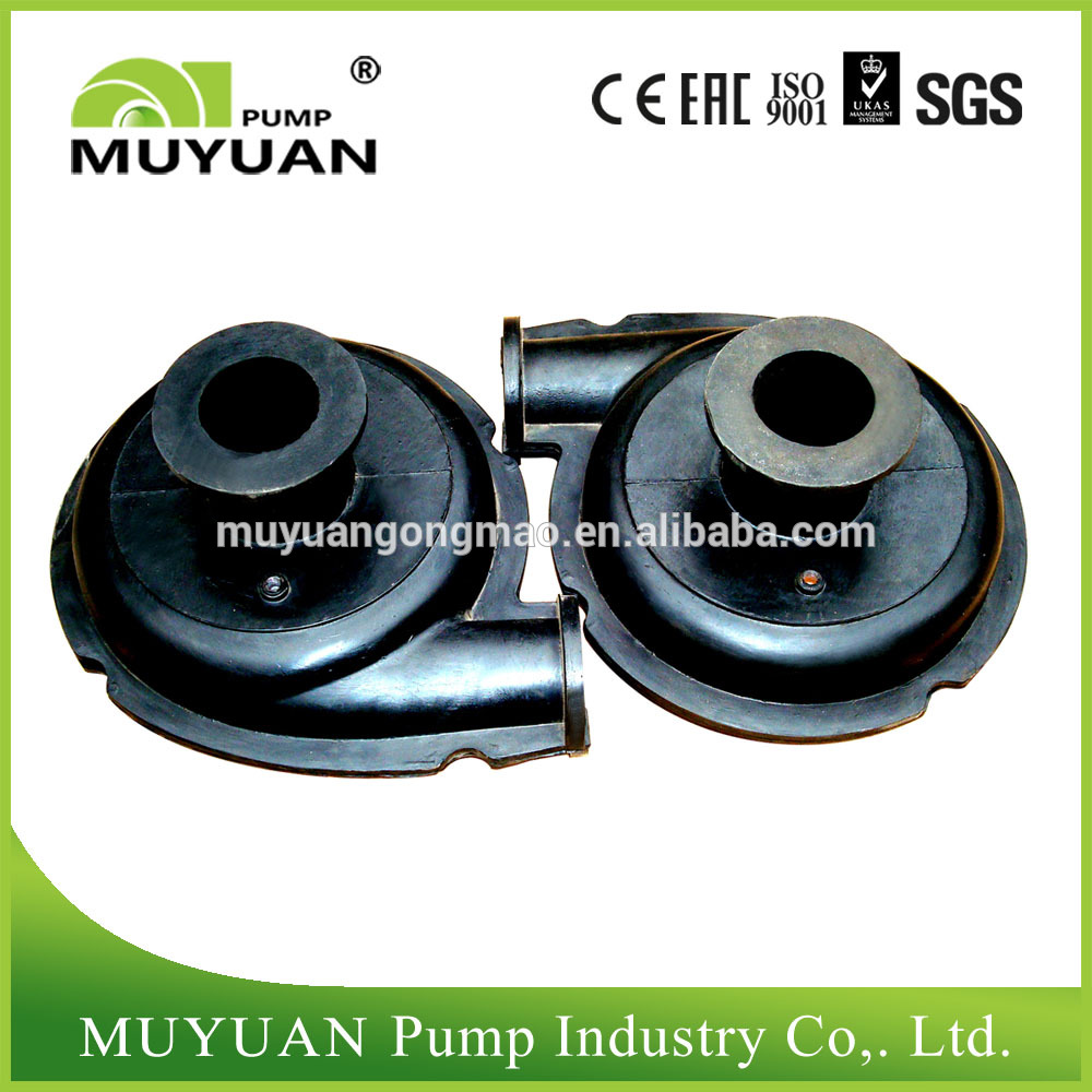 Rubber Slurry Pump Parts Manufacturers